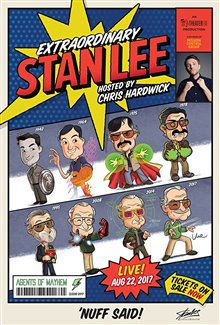 Extraordinary: Stan Lee Photo 1