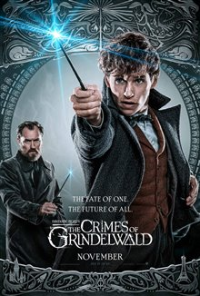 Fantastic Beasts: The Crimes of Grindelwald photo 17 of 21