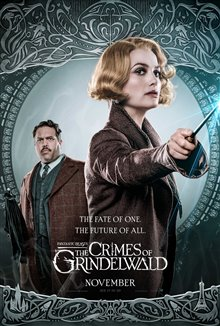 Fantastic Beasts: The Crimes of Grindelwald photo 19 of 21