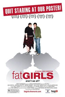 Fat Girls Poster Large