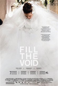 Fill the Void Poster Large