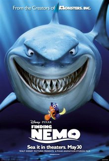 Finding Nemo Poster Large