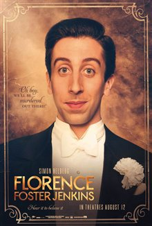 Florence Foster Jenkins photo 7 of 8 Poster