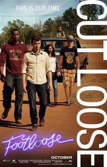 Footloose Poster Large