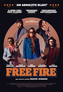 Free Fire photo 22 of 22 Poster