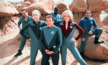 Galaxy Quest Poster Large