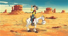 Go West: A Lucky Luke Adventure