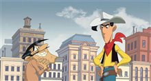 Go West: A Lucky Luke Adventure Poster Large