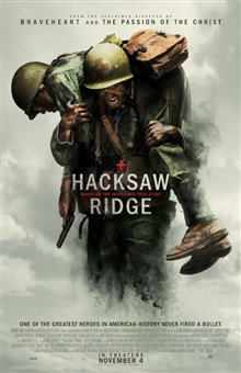 Hacksaw Ridge photo 3 of 3 Poster