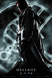 Hellboy Poster Large