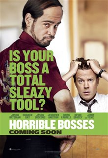 Horrible Bosses Poster Large