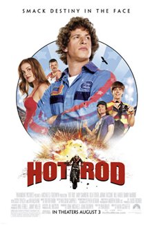 Hot Rod Poster Large