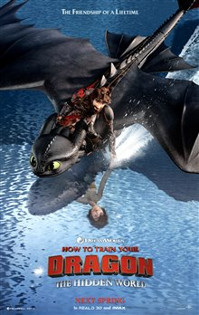 How to Train Your Dragon: The Hidden World photo 1 of 2