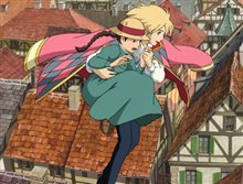 Howl's Moving Castle (Dubbed) Photo 8