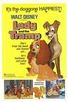 Lady and the Tramp (1955) photo 1 of 1