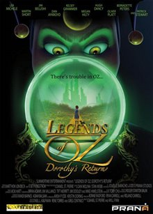 Legends of Oz: Dorothy