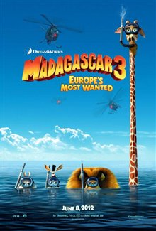 Madagascar 3: Europe's Most Wanted Photo 24 - Large