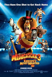 Madagascar 3: Europe's Most Wanted Photo 26