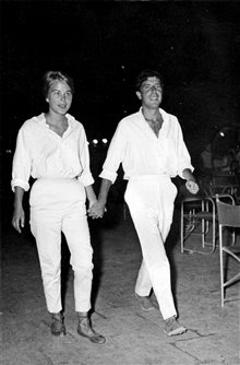 Marianne & Leonard : Mots d'amour (v.o.a.s.-t.f.) Photo 6