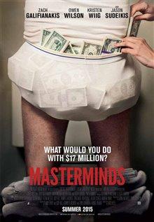 Masterminds Photo 8