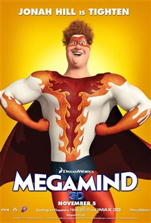 Megamind Photo 9