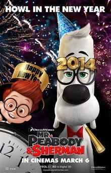Mr. Peabody & Sherman Photo 20