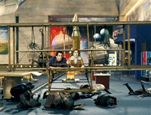 Night at the Museum: Battle of the Smithsonian Photo 11