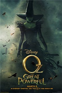 Oz The Great and Powerful Photo 27