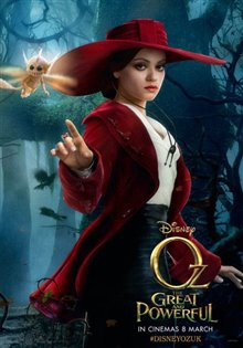 Oz The Great and Powerful Photo 34