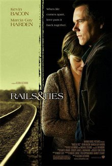 Rails & Ties Poster Large