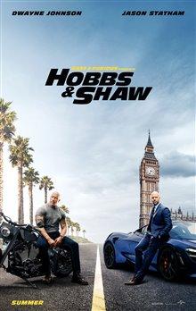 Rapides et dangereux présentent : Hobbs et Shaw Photo 16