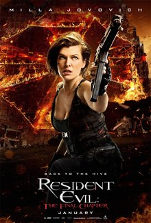 Resident Evil: The Final Chapter  Photo 2