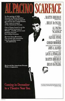 Scarface Poster Large