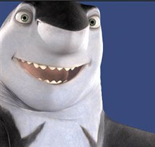 Shark Tale Poster Large