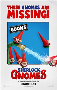 Sherlock Gnomes (v.f.) Photo 33