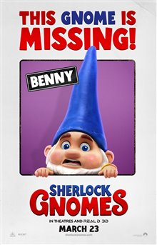 Sherlock Gnomes (v.f.) Photo 35