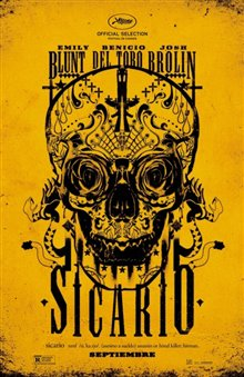 Sicario photo 8 of 14 Poster
