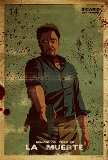 Sicario photo 12 of 14 Poster