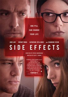 Side Effects Poster Large