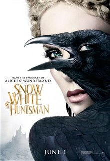 Snow White & the Huntsman Poster Large