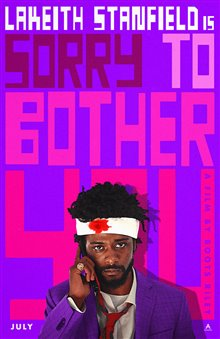 Sorry to Bother You Photo 8