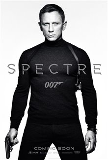 Spectre photo 40 of 45 Poster
