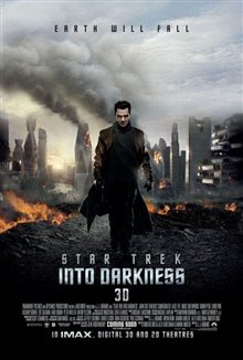 Star Trek Into Darkness Poster Large