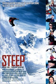 Steep Poster Large
