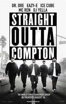 Straight Outta Compton photo 34 of 34 Poster