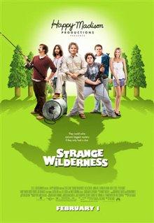 Strange Wilderness Poster Large
