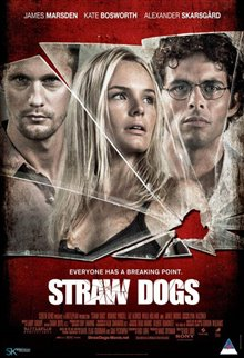 Straw Dogs Poster Large