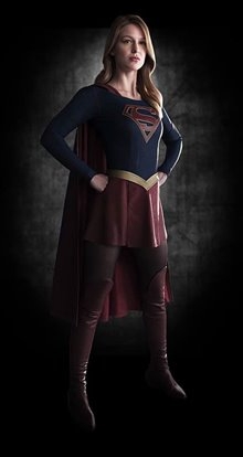 Supergirl: The Complete First Season Poster Large