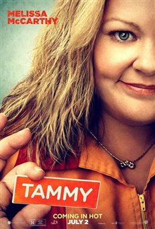 Tammy Poster Large