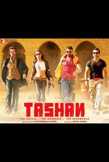 Tashan Poster Large